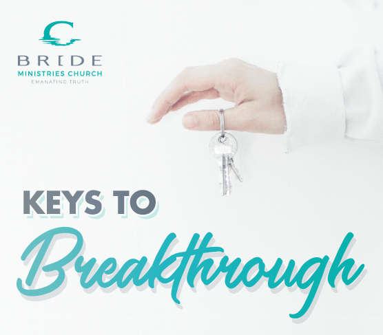 BMC - Keys to Breakthrough Part 9